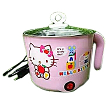 Cartoon Themed Electric Heating Cup and Steamer