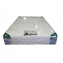 Romantic Series Orthopedic Bonell Spring mattress, Superior Quality cream 48 x 75 inches