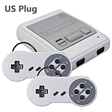 Super NES SNES Mini Classic Game Console Entertainment Built -in 400 USplug