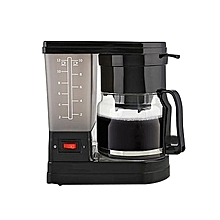Coffee Maker  - 1.2 Litres  - Black