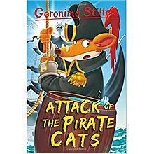 Attack of the Pirate Cats - Geronimo Stilton