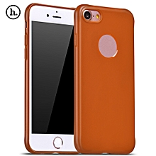 HOCO Juice Series Ultra Thin TPU Solid Color Soft Protective Cover for iPhone 7