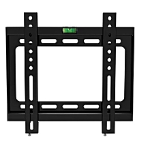 SH40-F Fixed Suitable 12'-43' Tv Wall Mount - Black.