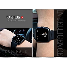 Android Smart Watch Heart Rate SIM Phone 4GB Front Camera Dual Core BK