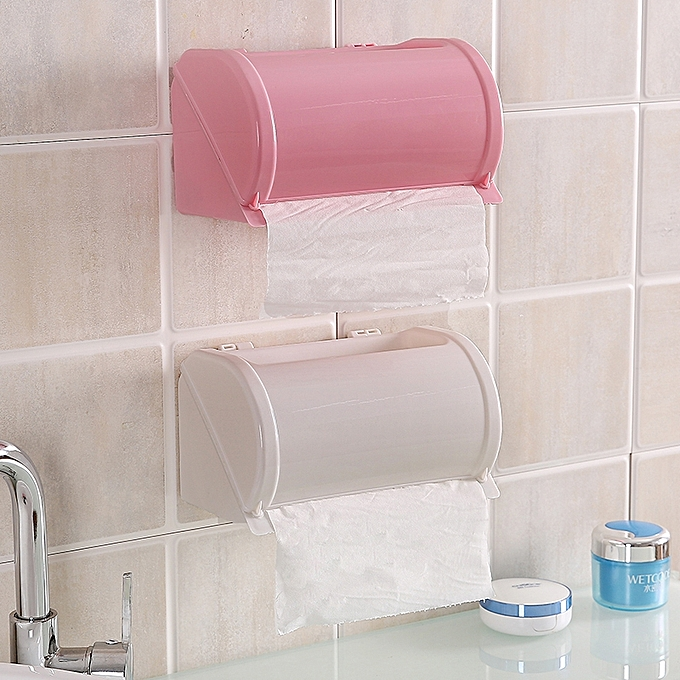 Buy Generic Plastic Waterproof Toilet Paper Holder Toilet Tissue Box
