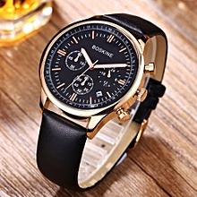 Women's/Men's Quartz Watch Leather