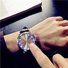 Waterproof  LED Watch Men And Women Lovers Watch Smart Electronics Watches
