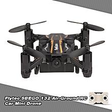 SBEGO 132 2.4G 4CH Air-Ground Flying RC Car Mini Drone Headless Mode One-key Return Quadcopter