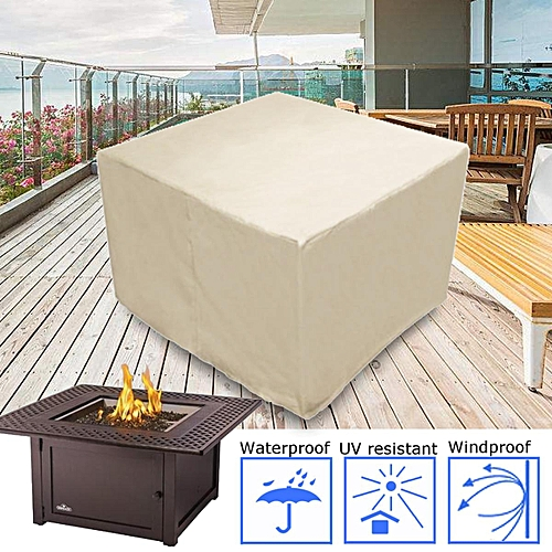 Buy Generic F Ire Pit Table Patio Furniture Cover Waterproof Outdoor