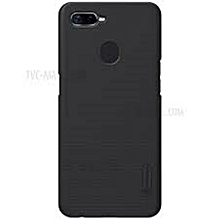 Super Frosted Shield Executive Case for oppo F9 -Black