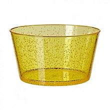 Small Yellow Salad Bowl - 15cm - Yellow