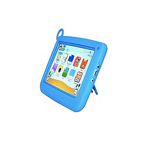 K72 Kid Tablet-7 Inch -8 GB -Wifi -Quad Core -1.2GHz -Blue