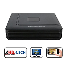 Hiseeu 4 8 Channel 720P 960P 1080P DVR AHD HVR NVR System P2P H.264 Security Home Camera Video Recorder 8 Channel