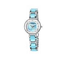 Roman Diamond  Dial Watch
