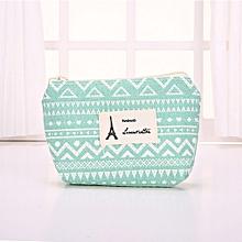Women Girls Cute Fashion Coin Purse Wallet Bag Change Pouch Key Holder-Green