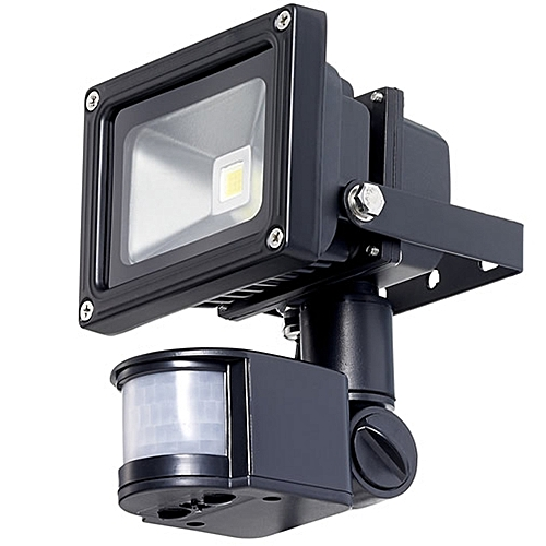 Generic 10w Led Flood Light With Pir Motion Sensor Best