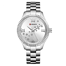 Women Watches Brand Luxury Ladies Watch Stainless Steel Band Classic Dress Bracelet Female Clock Lover Gift