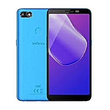"HOT 6 Pro x608 - [32GB + 3GB RAM] - 6.0"" - Fingerprint - 4000mAh Battery - 4G LTE - Face ID - Blue"