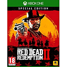 XBOX 1 Game Red Dead Redemption 2 Special Edition