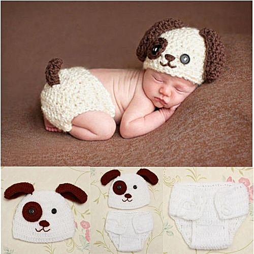 UNIVERSAL New! Hot! Newborn Baby Girls Crochet Knit Costume Photo  Photography Prop Outfits NEW 8c835f307dae