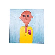 'man with shades' by Charlies Ngatia
