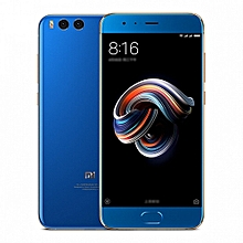 Smartphone 5.5 Inch 6GB 128GB 12.0MP Qualcomm Snapdragon 660 Octa Core Android 7.1 OS 4G LTE Type-C - Blue