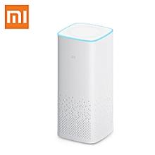 AI Bluetooth 4.1 Speaker Wire Smart Music Player US Plug - White