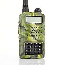 Rubber Soft Case for Walkie Talkie Baofeng Radio UV 5R Series UV-5R UV-5RA