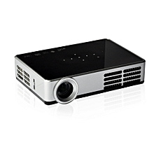 DLP-600W DLP Mini Projector LED Projector 500 lm Android 4.2 Wifi 2.4 1G+8G Support 1080P Projector