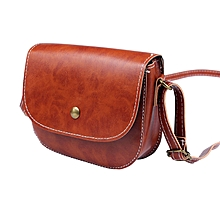 6c6e54862177 Retro Women Messenger Bags Chain Shoulder Bag Leather Crossbody New LB