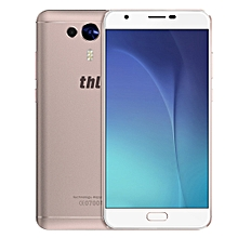 THL Knight 1 4G Phablet 5.5 inch Android 7.0 MTK6750T 1.5GHz Octa Core 3GB RAM 32GB ROM 13.0MP + 2.0MP Dual Rear Cameras Fingerprint Scanner HotKnot GOLDEN 3GB RAM 32GB ROM