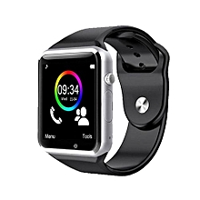 A1 Smartwatch With SIM Card & Memory Card Camera Anti-lost Sound Recorder Alarm Pedometer Sleep Monitor