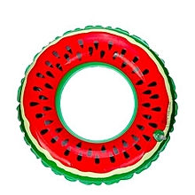 Hequeen New Romancehouse HOT Swimming Pool Inflatable Watermelon Swim Ring Adult Fruit Swim Ring Different Model