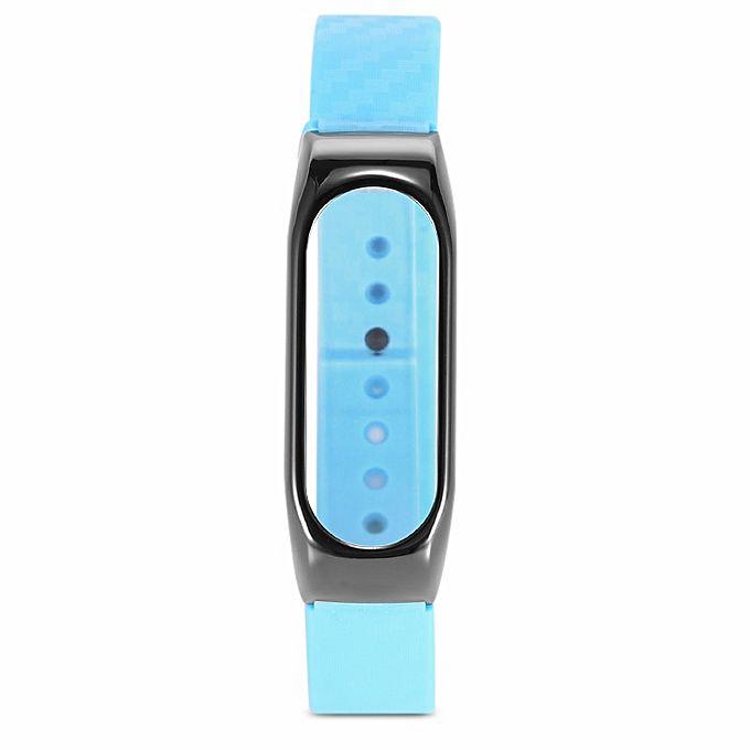 Generic Wristband For Xiaomi Mi Band 2 Zinc Alloy Tpe