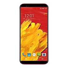 "Pure 3 -  5.7"" 4G Android 7.1 4GB/64GB 13MP Fingerprint 4000mAh EU - Red"