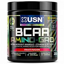 BCAA Anabolic amino-Gro - 200g - Fruit Fusion