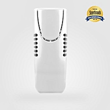 V-Air Solid Air Freshner White Dispenser