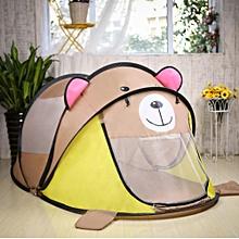 Portable Kids Children Play Tent Pop Up Indoor Outdoor Play House Fun Indoor-