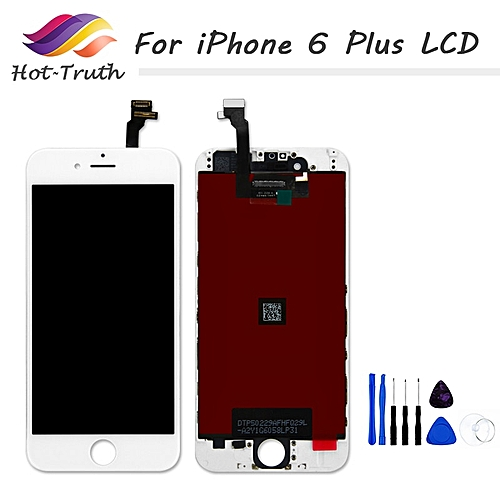 "new styles c9449 b7a2b ""YUETHOUGHT""For iphone 6 plus LCD Display+Touch Screen Digitizer Assembly"