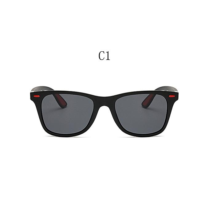 f8e283b697a4 Grace BRAND Classic Driving Polarized Sunglasses Men Women Square Frame Sun  Glasses Male Eyewear Goggle UV400