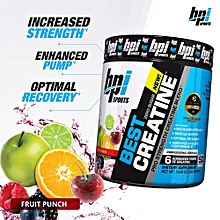 Best Creatine Fruit Punch - 300gms