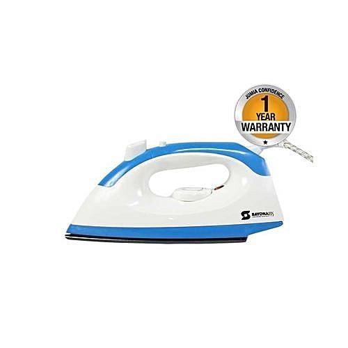 Dry spray Iron Box - SI407 - 1000W - White