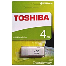 4GB Toshiba Flash Disk - High Speed USB