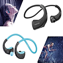 G06 Wireless Headphone Bluetooth V4.1 Headset IPX5 Sport Stereo Earphone Auriculares Deportivos With Mic For Phone (Black)