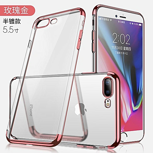 Generic Soft Laser Plating Coque Cover Case Forxiaomi Mi 8 Se 155464
