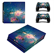 Vinyl Limited Edition Game Decals Skin Sticker Console Controller FOR PS4 PRO