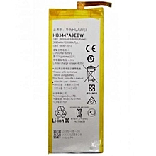 P8 lite Battery -Yellow and silver