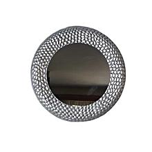 Classy Wall Mirror - Silver