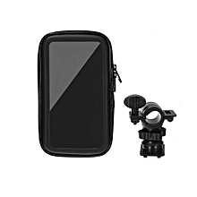 Waterproof Vehicles Motorcycle Mobile Phone GPS Navigation Case Holder