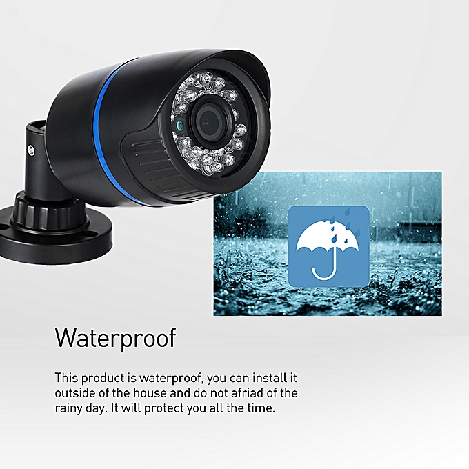 Security & Protection Mini Ip Camera 1080p Outdoor Network Waterproof Home Security Camera 2.0mp Onvif 24 Ir Led Dome Camera Min Cam Digital Record Keep You Fit All The Time Video Surveillance